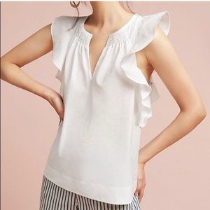 NEW! Anthropologie- HD in Paris Blouse
